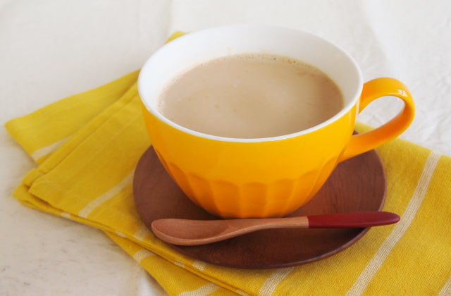 ロイヤルミルクティーの作り方カフェ用