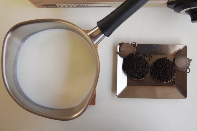 ロイヤルミルクティー=チャイのいれ方・カフェ用