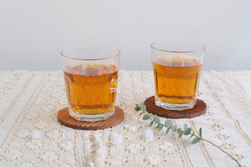 水出し紅茶(アイスティー)の作り方・カフェ用