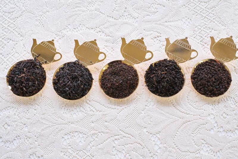 業務用の茶葉と小売り用の茶葉は同じです。
