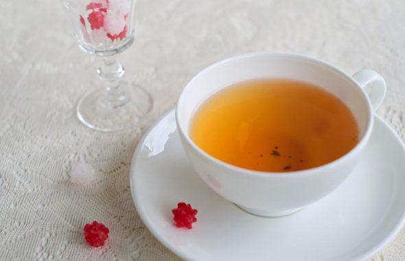 紅茶、一人分の分量は?