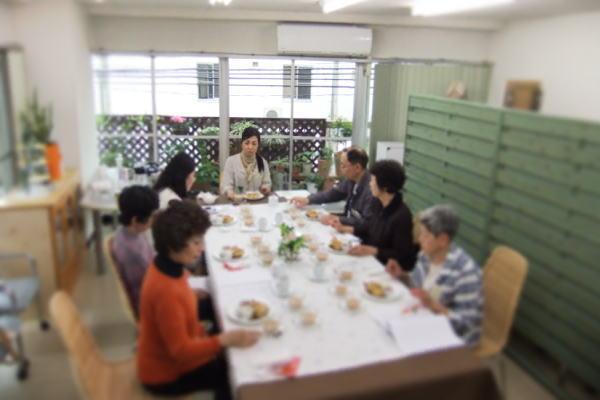 広島市中区の紅茶教室ティークラブ