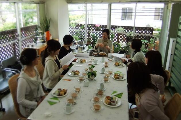 広島の紅茶教室ティークラブ