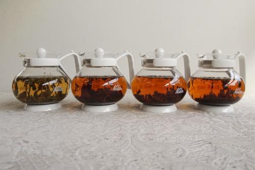 旬の紅茶の味わい