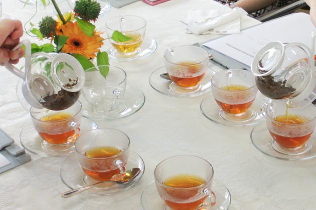 紅茶教室ビギナークラス1