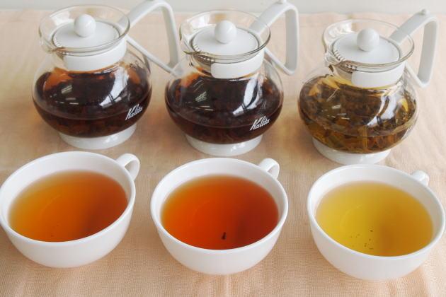 季節の新茶