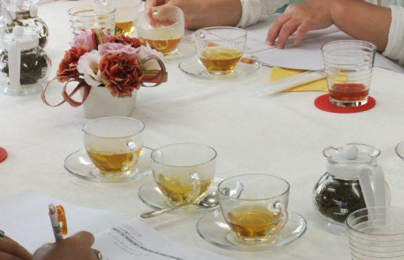 紅茶教室ビギナーコース2020後期