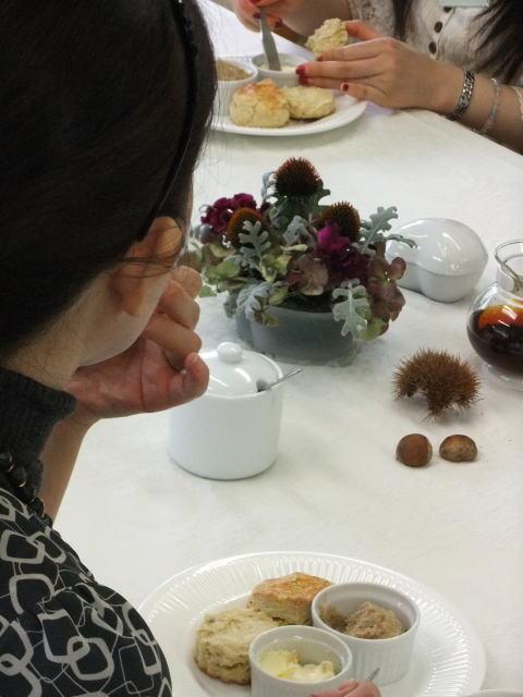 紅茶教室ダイアナコース2021後期(9月~2022年1月)