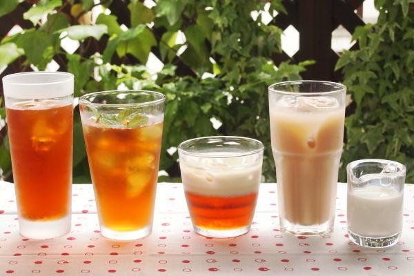 ディンブラ紅茶のアイスティー|紅茶通販ならティークラブ