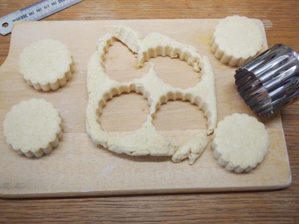 スコーンの作り方9