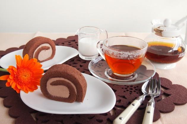 ウバ紅茶のティータイム