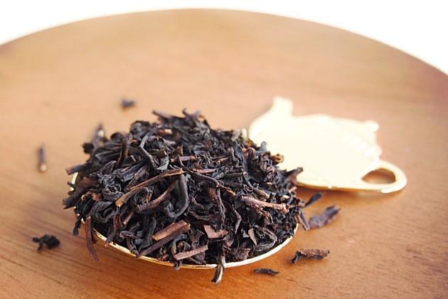 オータムナルの茶葉