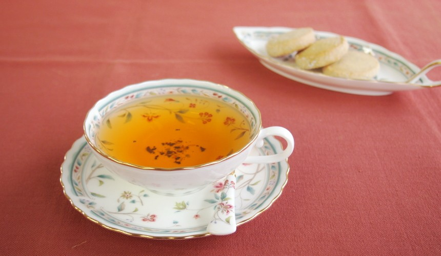 ダージリンオータムナルジャンパナ茶園