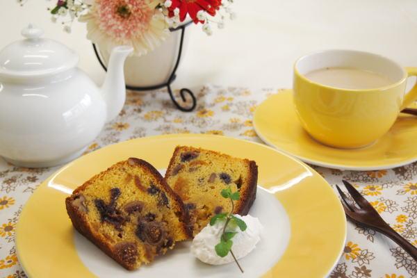 フルーツケーキと合う紅茶アッサム