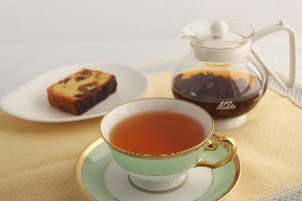 フルーツケーキと合う紅茶ダージリン