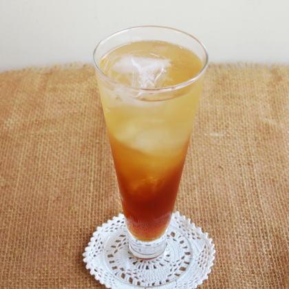 夏の生姜紅茶