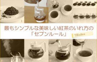 美味しい紅茶のいれ方・2「ティーポットでいれる」