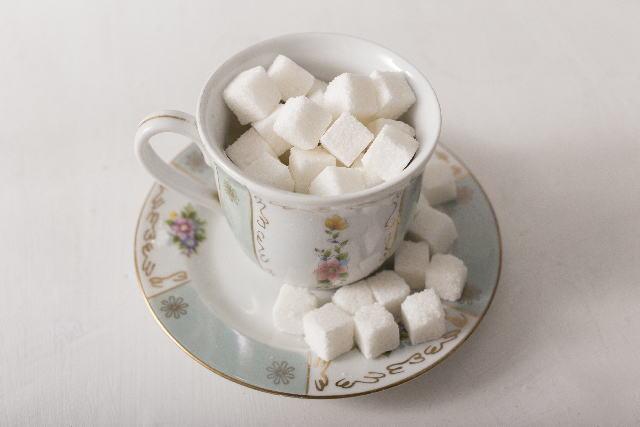 紅茶と砂糖のランデブー