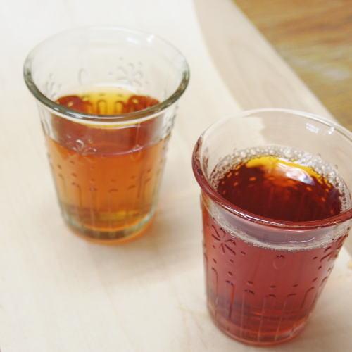 常温ティー=常温の紅茶