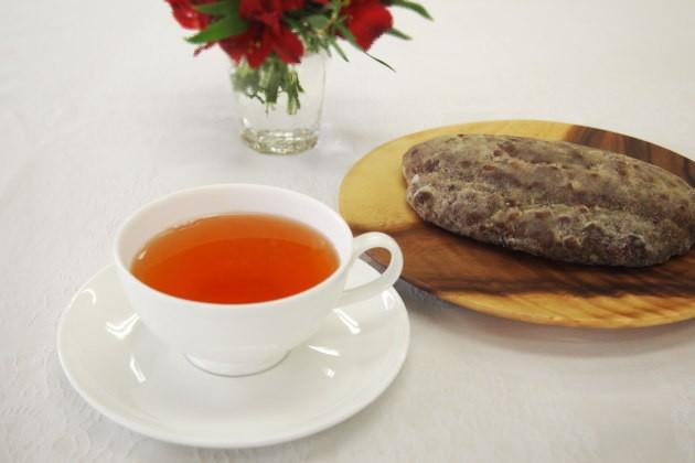 紅茶のシュトーレン
