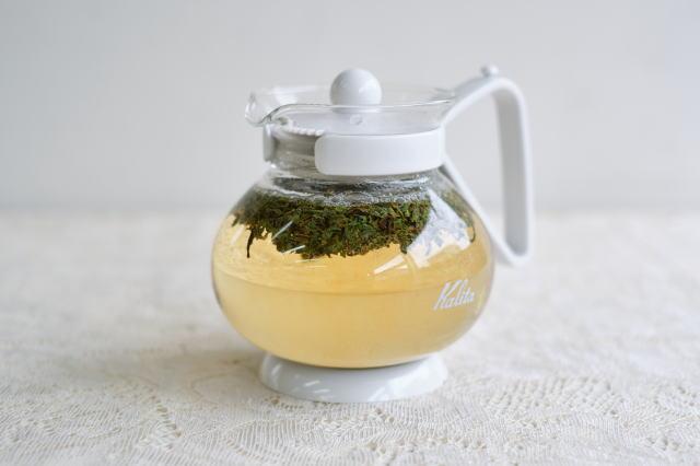 ファーストフラッシュの水出し紅茶