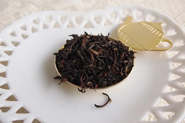 ダージリンセカンドフラッシュナムリン茶園の茶葉