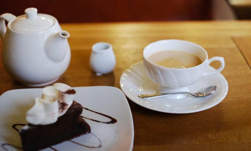 ティークラブ紅茶が飲める店