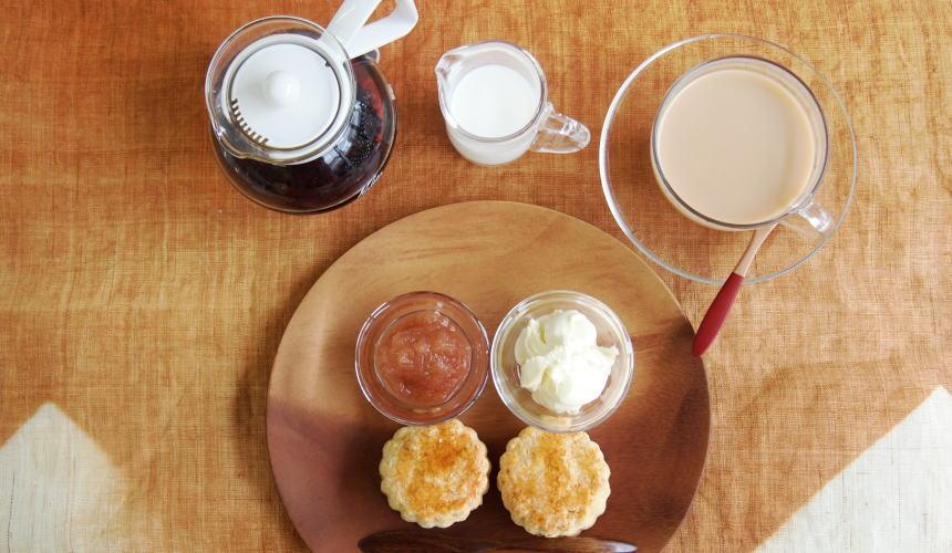最もシンプルな美味しいミルクティーのいれ方