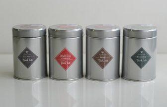 ピュアダージリン・アッサムCTC・ディンブラ・アールグレイ4缶セット