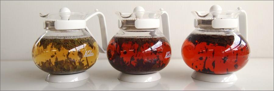 シンプルな茶道具セット