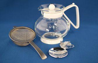 手軽に、美味しく、紅茶をいれるために最低限必要な道具とは?