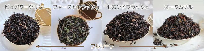 茶葉の種類1