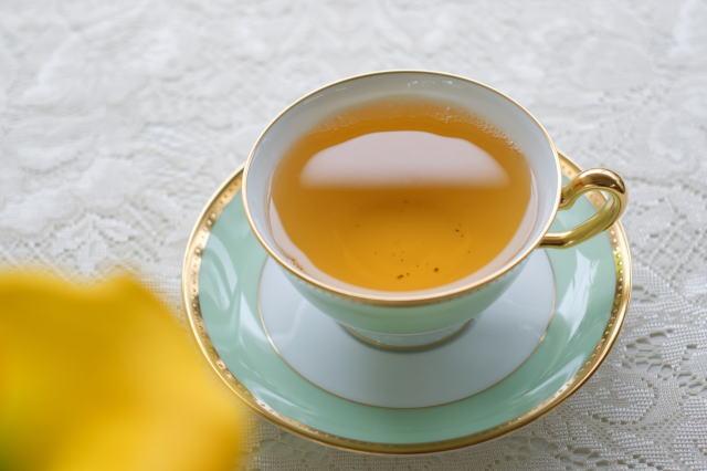 ダージリンファーストフラッシュ2021グームティー茶園の水色