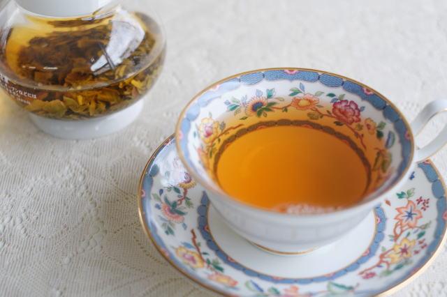 ダージリンファーストフラッシュ2021ジャンパナ茶園の水色