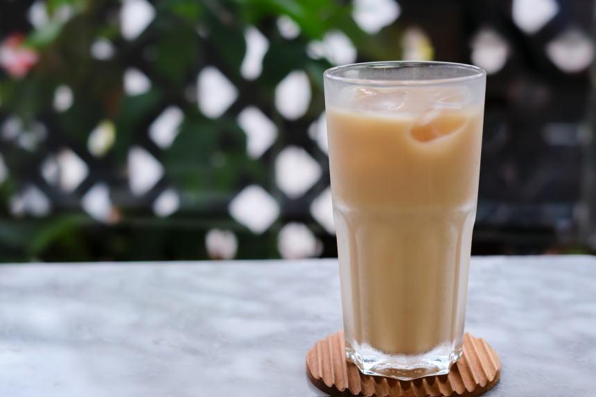 アイスミルクティーの作り方「その2」